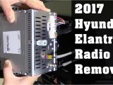 2018 Hyundai Elantra Stereo Wiring Diagram 2017 Hyundai Elantra Radio Removal