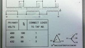 208 to 480 3 Phase Transformer Wiring Diagram 480v to 208v 3 Phase Transformer Wiring Diagram Style