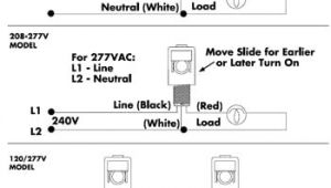 208 Volt Photocell Wiring Diagram 240 Volt Photocell Wiring Diagram Wiring Diagram today