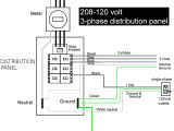 208 Volt Single Phase Wiring Diagram 480 Volt 3 Phase Wiring Diagram for Lights Wiring Diagram List