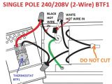 220 Volt Heater Wiring Diagram Electric Baseboard Heater thermostat Wiring Diagram Blog