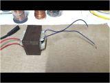 220v to 110v Wiring Diagram How to Make 220v to 110v Transformer Easy Method Youtube
