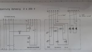 230 Volt Plug Wiring Diagram 3 Phase 380 V to 3 Phase 230 V Electrical Engineering