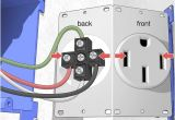 230 Volt Plug Wiring Diagram How to Wire A 220 Outlet with Pictures Wikihow