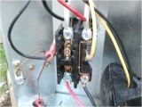 24 Volt Contactor Wiring Diagram Ac Contactor Wiring Wiring Diagram Inside