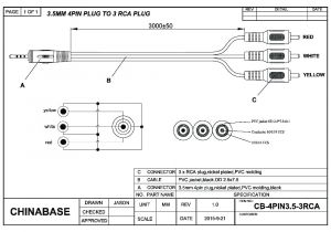 3.5 Mm Jack to Xlr Wiring Diagram 3 5 Mm Plug Wiring Diagram Wiring Diagram View