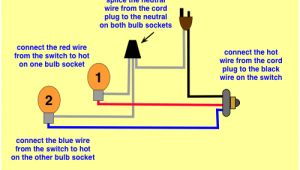 3 Bulb Lamp Wiring Diagram How to Wire A 3 Way Lamp socket
