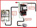 3 Phase Air Compressor Motor Starter Wiring Diagram Ac Contactor Wiring Wiring Diagrams Value