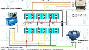 3 Phase Manual Changeover Switch Wiring Diagram Pdf 3 Phase Manual Changeover Switch Wiring Diagram for