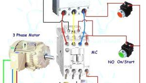 3 Phase Motor Contactor Wiring Diagram Motor Starter Wiring Diagram Download Wiring Diagrams System