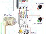 3 Phase Motor Starter Wiring Diagram Pdf Electrical Contactors Wiring Wiring Diagram