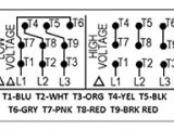 3 Phase Motor Wiring Diagram 9 Wire Engine Wiring Installation Diagram Wiring Diagrams