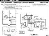 3 Phase Split Ac Wiring Diagram Fujitsu Mini Split Wiring Diagram Wiring Diagram Expert