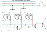3 Phase Transformer Wiring Diagram 480v 3 Phase 3 Wire Wiring Diagram Wiring Diagram Blog