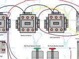 3 Phase Wiring Diagram 3 Phase Motor Star Delta Control Circuit Diagram with 8 Pin On Delay