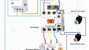 3 Pole Contactor Wiring Diagram Wiring Diagram for Contactor Wiring Diagram