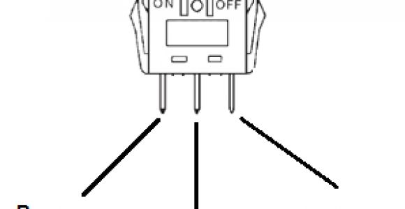 3 Prong Switch Wiring Diagram Can A Rocker Switch with Two Positions Be An Spdt Electrical