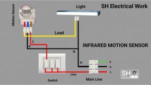 3 Way Motion Sensor Light Switch Wiring Diagram Pir Motion Sensor Switch Vtac