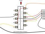 3 Way Switch Wiring Diagram Variation 6 Way Switch Wiring Diagrams Schema Wiring Diagram