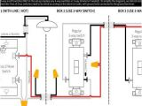 3 Way Wire Diagram How to Wire A Three Light Switch with Multiple Lights Perfect