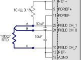 3 Wire Rtd Diagram Rtd Wiring Diagram List Of 3 Wire Pt100 Connection to Plc In