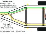 3 Wire Trailer Wiring Diagram 4 Wire Schematic Wiring for Blog Wiring Diagram