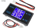 3 Wire Voltmeter Wiring Diagram Detail Feedback Questions About Multifunction Led Digital Voltmeter