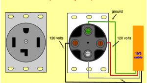 30 Amp Receptacle Wiring Diagram Wiring Diagrams for Electrical Receptacle Outlets Do It