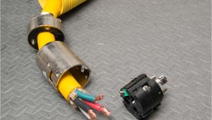 30 Amp Shore Power Cord Wiring Diagram Installing A New Shore Power Cord End Boating Magazine