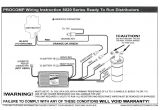 351 Windsor Distributor Wiring Diagram Pro Comp 8000 Distributor Wiring Diagram Blog Wiring Diagram
