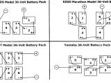 36 Volt Golf Cart Wiring Diagram Yamaha Wire Diagram for 36 Volts Use Wiring Diagram
