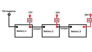 36 Volt Trolling Motor Wiring Diagram 36 Volt Wiring Diagram 12 Wiring Diagram Page