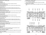 4 Channel Amp Wiring Diagram 4 Speakers A1300 I A250 I A295 I A460 I A480 1 2 4 Channel Power
