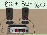 4 Channel Amp Wiring Diagram 4 Speakers How to Power Two Speakers with A One Channel Amp 9 Steps