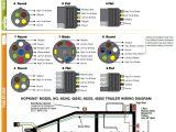 4 Flat to 7 Blade Wiring Diagram 4 Way Flat Trailer Wiring Diagram Beautiful 7 Way Trailer Rv Plug