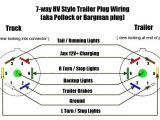 4 Flat to 7 Blade Wiring Diagram 7 Blade Rv Wiring Wiring Diagram Technic