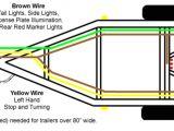 4 Pin Trailer Light Wiring Diagram 4 Wires Wiring Diagram Wiring Diagram Show