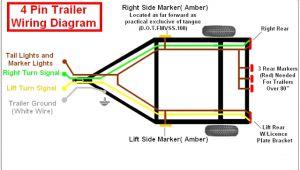 4 Pole Flat Trailer Connector Wiring Diagram Wiring Diagram Trailer for 4 Way 5 Wiring Database Diagram
