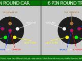4 Pole Round Trailer Wiring Diagram New Wiring Diagram Car Trailer Lights Con Imagenes Casitas