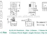 4 Position 3 Speed Fan Selector Rotary Switch Wiring Diagram Rh 4763 Dip Rotary Switch Wiring Diagram Wiring Diagram