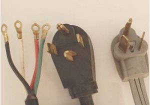 4 Prong Dryer Outlet Wiring Diagram How to Change An Electric Dryer Plug From A 3 Prong to 4 Prong Fix