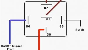 4 Prong Relay Wiring Diagram Relay Wire Diagram Wiring Diagram Name