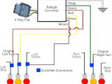 4 Prong Trailer Wiring Diagram 4 Wire Schematic Wiring for Wiring Diagram Centre