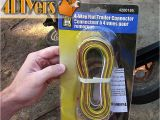 4 Way Flat Connector Wiring Diagram How to Wire Trailer Lights 9 Steps with Pictures