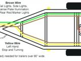 4 Way Flat Trailer Connector Wiring Diagram 4 Wire Plug Wiring Diagram Wiring Diagram Inside