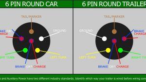 4 Way Round Trailer Plug Wiring Diagram New Wiring Diagram Car Trailer Lights Con Imagenes Casitas