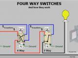 4-way Switch Wiring Diagram 4 Way Wiring Diagram Relay Blog Wiring Diagram
