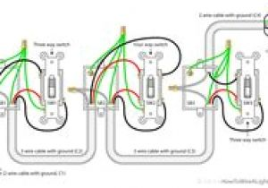 4 Way Switch Wiring Diagram Light Middle 25 Best 4 Way Light Images In 2018 Electrical Wiring Electrical