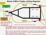 4 Way Trailer Wiring Diagram 4 Wire Harness Diagram Wiring Diagram List