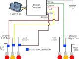 4 Way Trailer Wiring Diagram 4 Wire Schematic Wiring for Wiring Diagram Centre